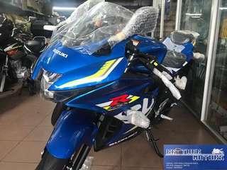 Brand New Suzuki GSXR 150