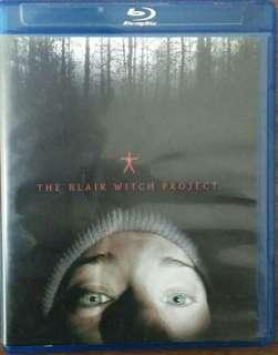Blu Ray The Blair Witch Project
