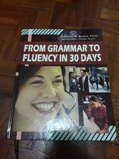 From Grammar To Fluency