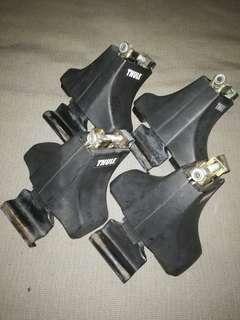 Thule Foot Pack 750