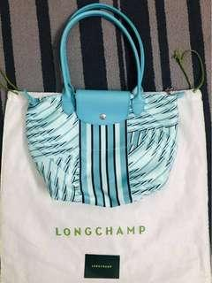 Longchamp Bag - Pastel Neo with Long Handle (Small)