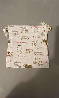 🚚 貓咪束口袋