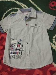 Baju budak 3-4T