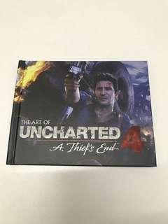 Uncharted 4 Artbook