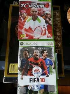 Xbox 360 遊戲機碟