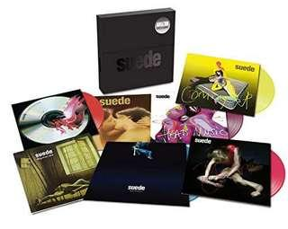 Suede - Studio Albums 93-16 Vinyl Boxset (2018 UK)