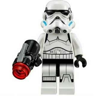 Star Wars 星球大戰 Stormtrooper 白兵人仔