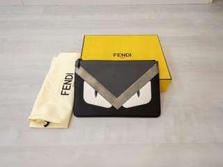 🚚 Brand New Fendi Bag Bug Monster Pouch