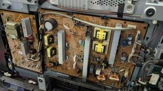 Not Working TV - good parts