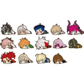 Fate/EXTELLA LINK Daru~N Rubber Strap Collection