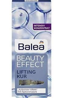 🚚 Balea Beauty Effect Lifting Treatment Ampoules With Hyaluronic Acid 7 x 1 ml MADE IN GERMANY