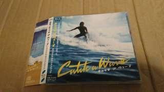 (平售$48)+包平郵(不另再折) Catch a Wave ost 日版cd
