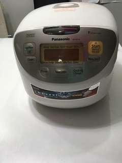 Panasonic Rice Cooker Fuzzy Logic SR-NP18