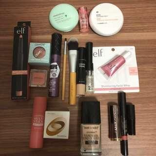 🚚 [$1 ~ $10] Makeup clearance