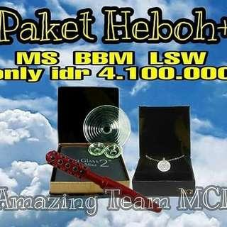Mci paket ( ms + bbm + lsw )