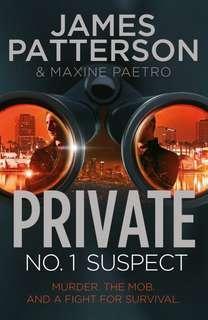 🚚 Private No.1 Suspect - James Patterson