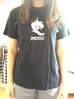 黑色短袖T恤