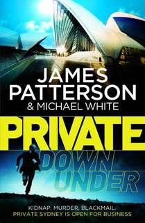 🚚 Private Down Under - James Patterson