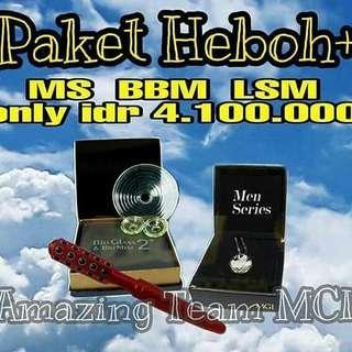 Mci paket ( ms + bbm + lsm )