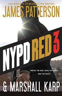 🚚 NYPD Red 3 - James Patterson