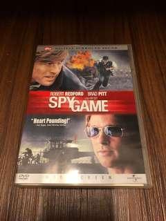 Spy Game 間諜遊戲 台版中文三區 布萊德彼特