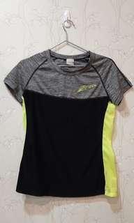 🚚 (免運)X-max螢光萊姆綠透氣排汗衫