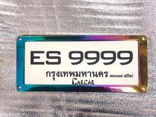 泰國titan牌框
