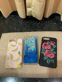 Case iPhone 7+ (DAPET 3 pcs)