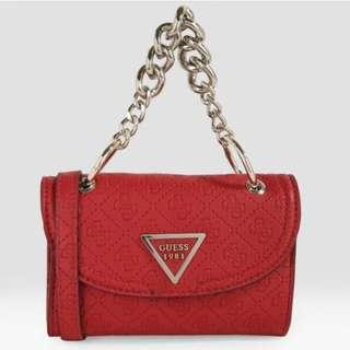 Original Guess Red Bag -Special Offer