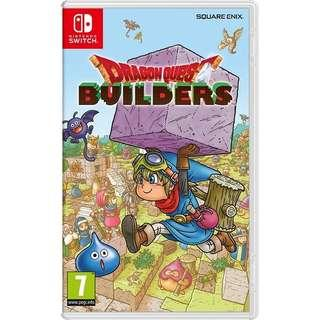 🚚 BNIB Dragon Quest Builders