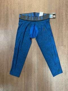 Nike Jordan Brand AJ3 Elephant print 2/3 sports support dri fit tights legging 運動訓練緊身褲