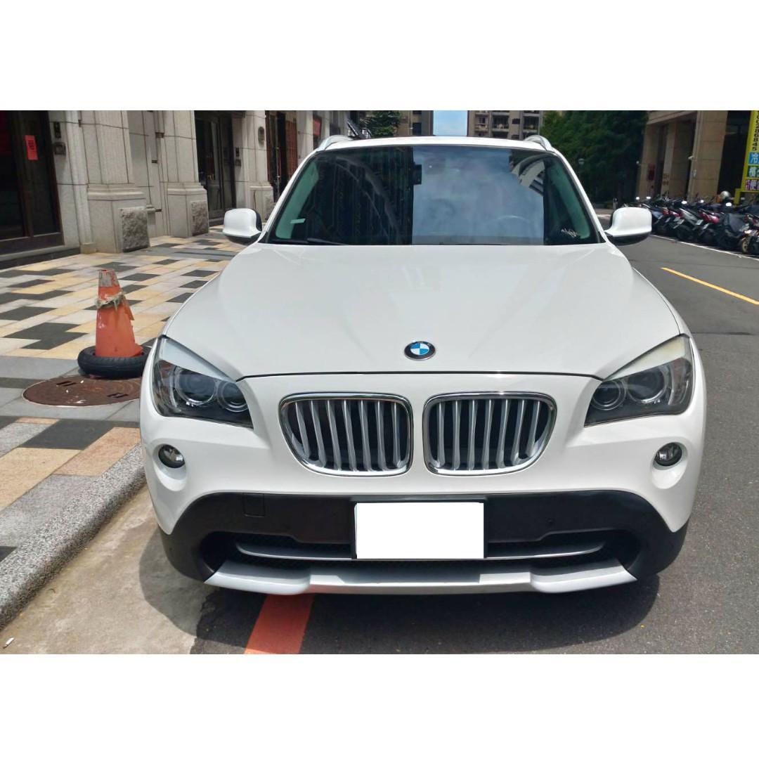 寶馬 BMW X1 原車原板件 柴油 2010 2.0L 更多照片+LINE:0968865369