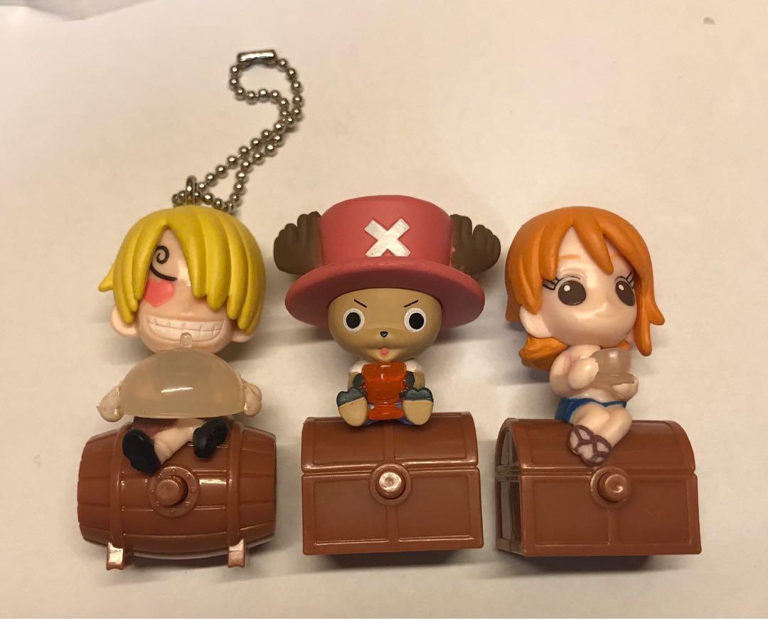 海賊王 one piece q版扭蛋
