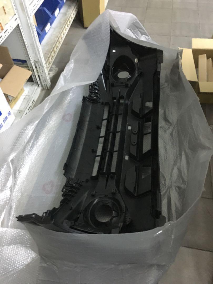中華菱利A190 前保險桿