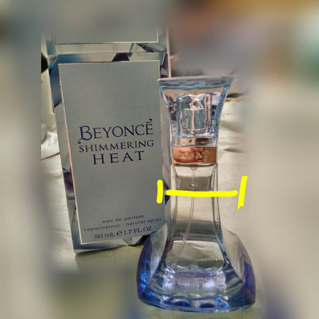 Beyonce Shimmering Heat 碧昂絲閃亮熱力女性淡香精