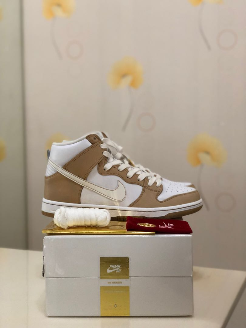 best website ccc16 74cd6 BNIB Nike SB Dunk High Premier Win Some Lose Some (Special Box With ...