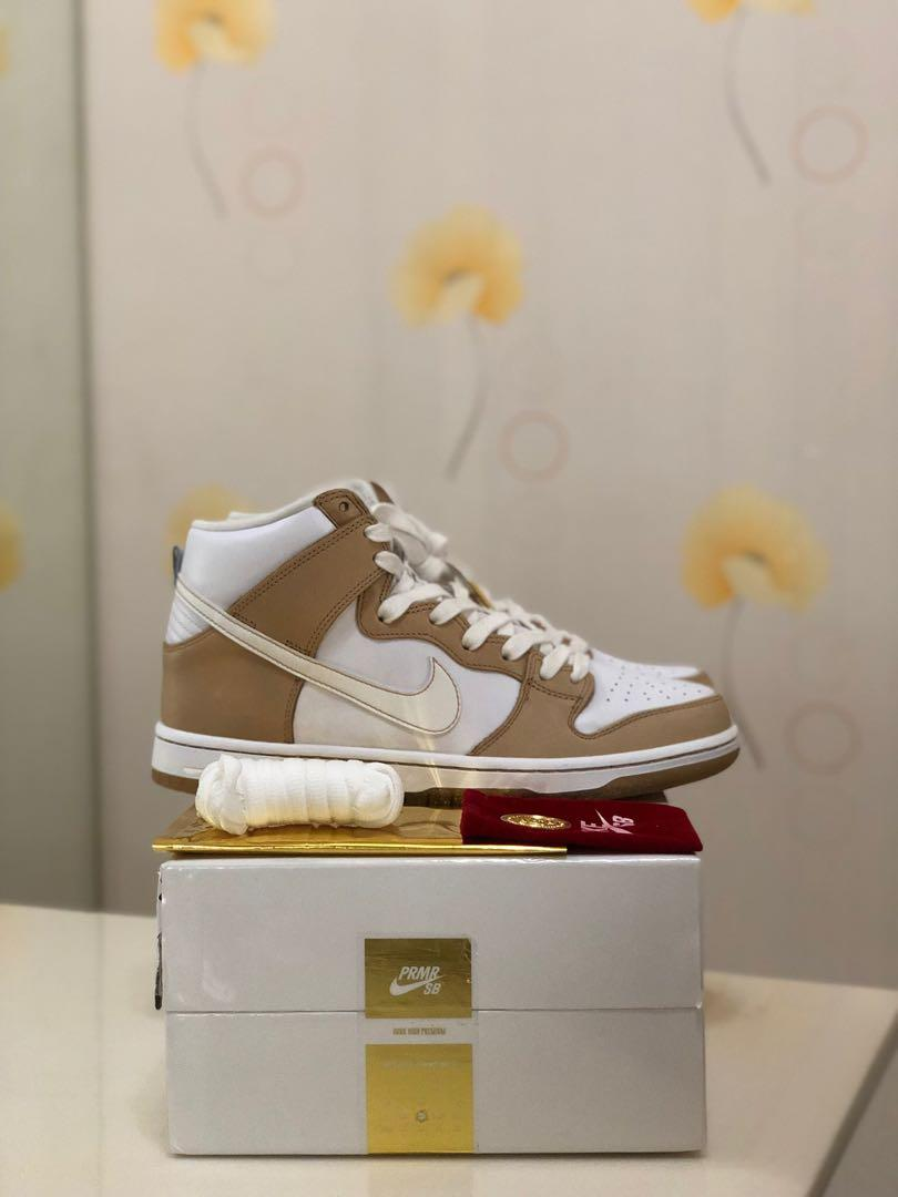 online store d9b21 6f306 BNIB Nike SB Dunk High Premier Win Some Lose Some (Special ...