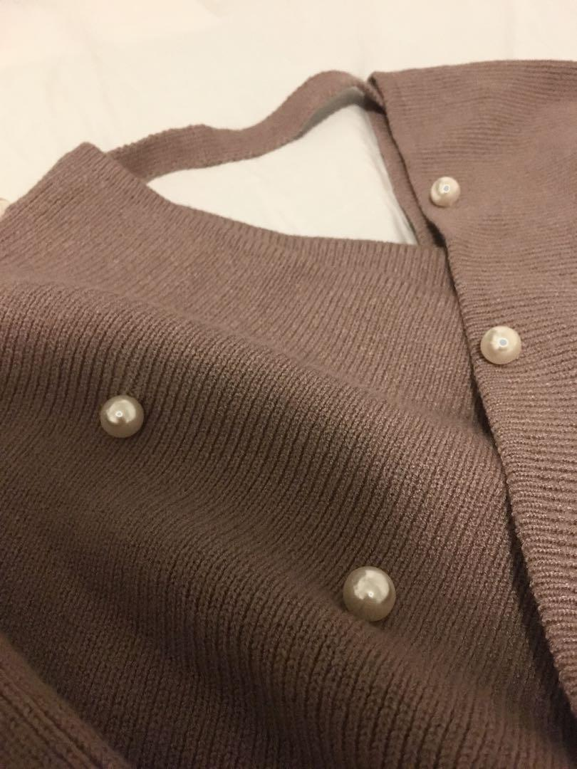 BNWT MENDOCINO SWEATER DRESS