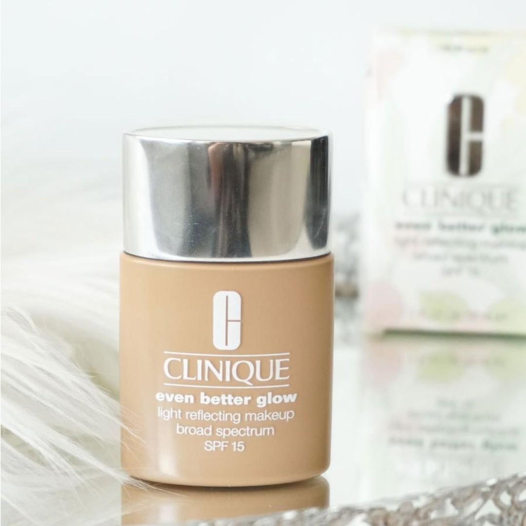 Clinique Even Better Glow Foundation in CN 90