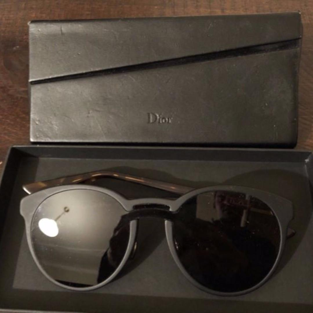 Dior womens sunglasses - used - original box + tags - RRP $559