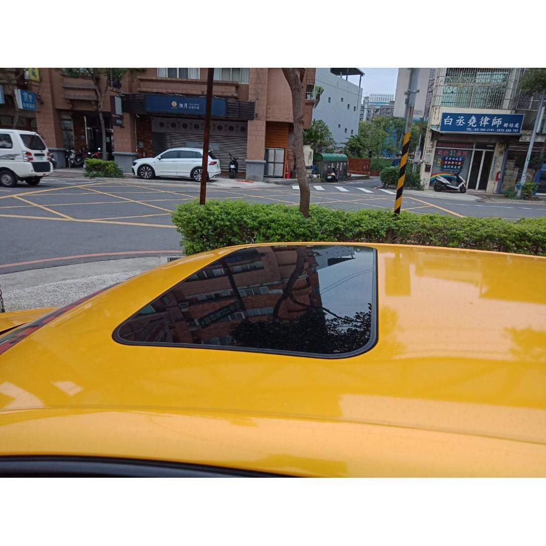 【FB搜尋桃園阿承】福斯 超人氣GTI跑7萬9 2012年 2.0 黃色 二手車 中古車