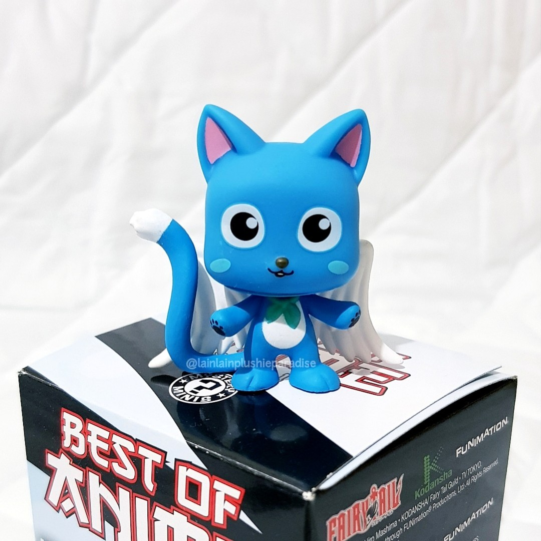 Anime Cat With Wings funko best of anime mystery minis vinyl figure series 1