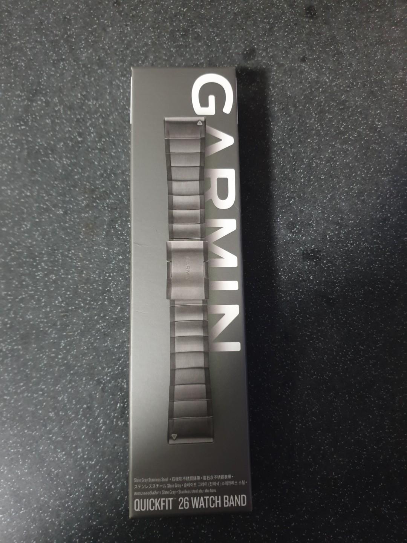 Garmin quickfit 26 spare parts
