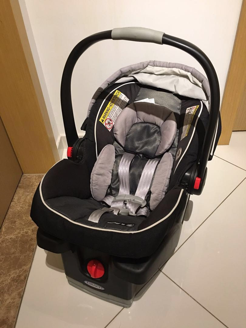 Graco Infant Car Seat With Stroller Attachment Price Revised