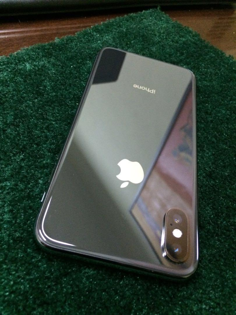 Jual Iphone X 256gb Black