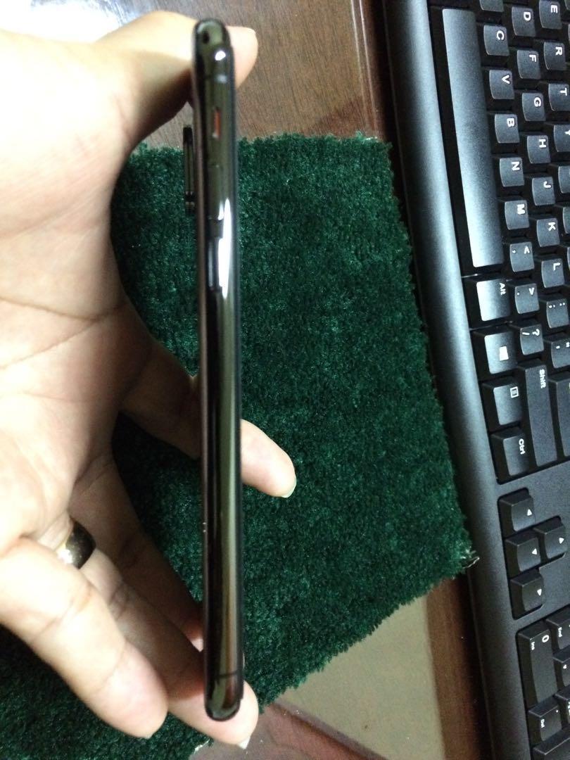 Jual Iphone X 256gb Black