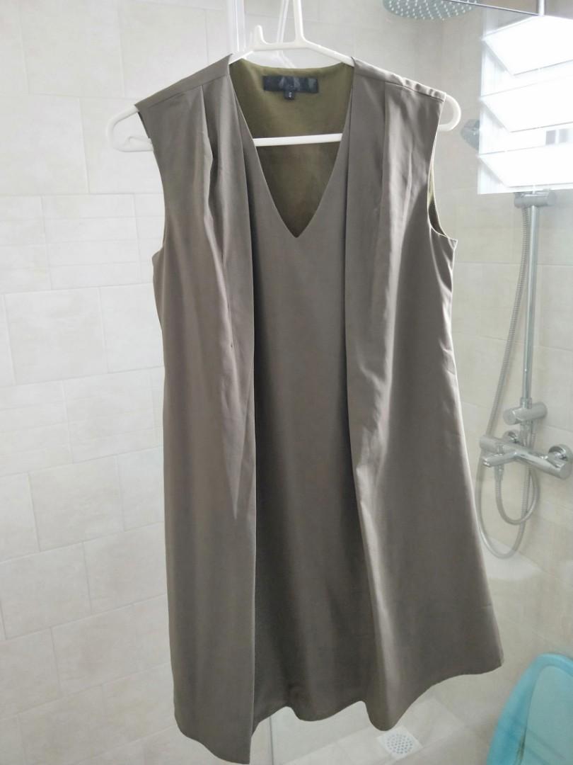 d92abcf4309c Jump Eat Cry maternity dress
