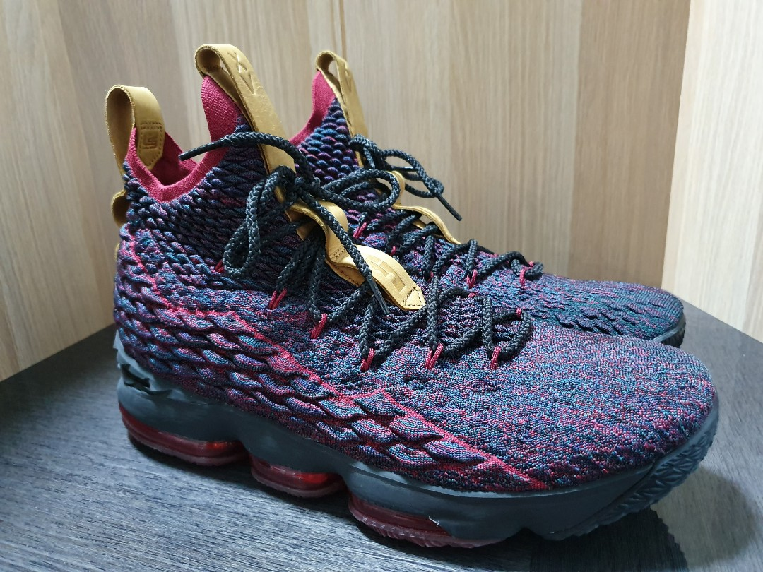 b073c341f56d Lebron 15 New Heights US Size 13