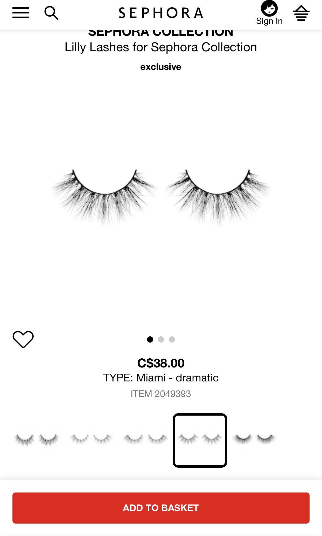 LILLYLASHES IN 'MIAMI'