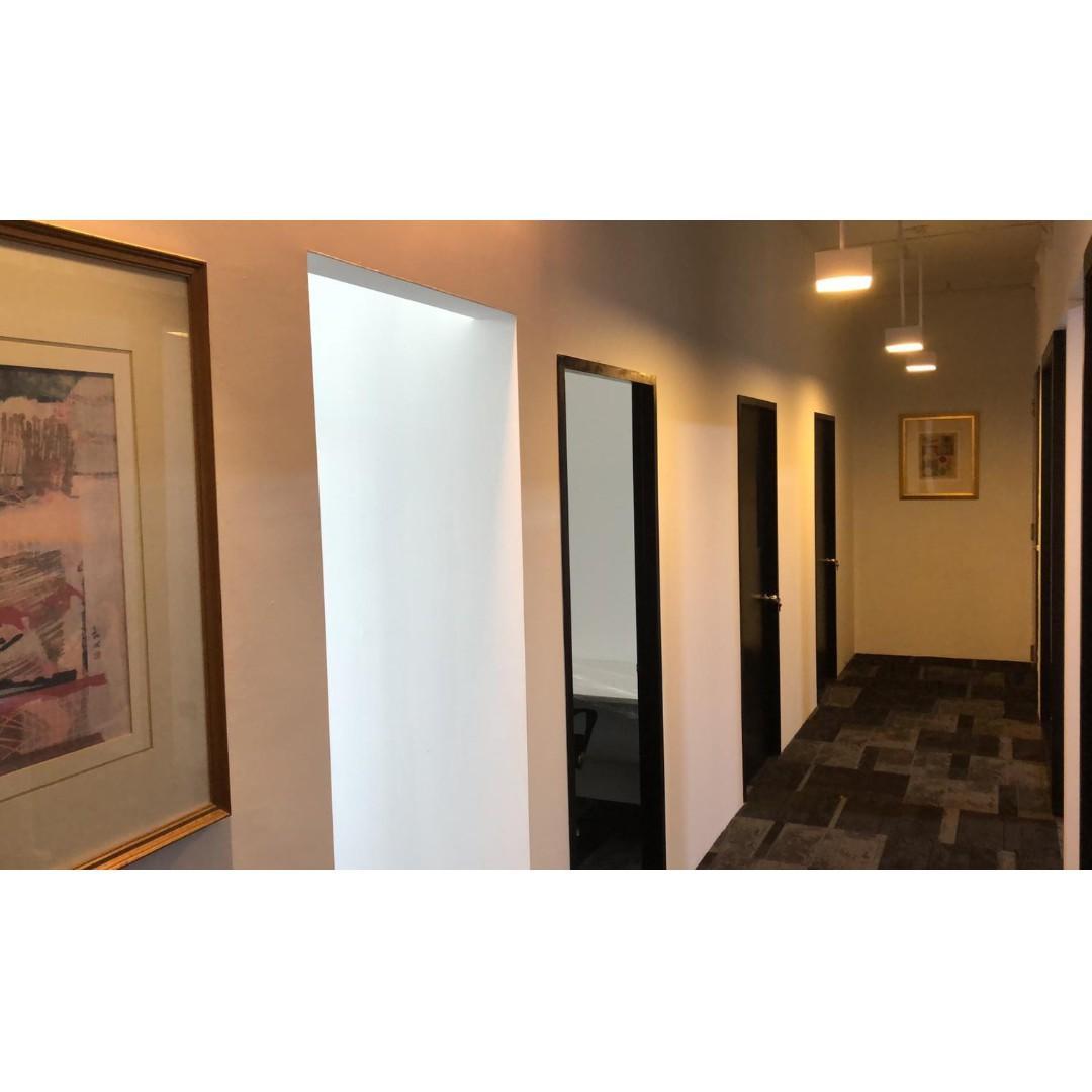 Affordable Rent Beautifully Interior Designed Multi Office at Bukit Batok crescent